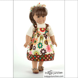 Dolly Dress-up Pattern