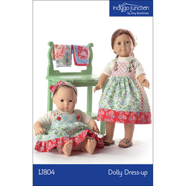 Dolly Dress-up PDF Pattern