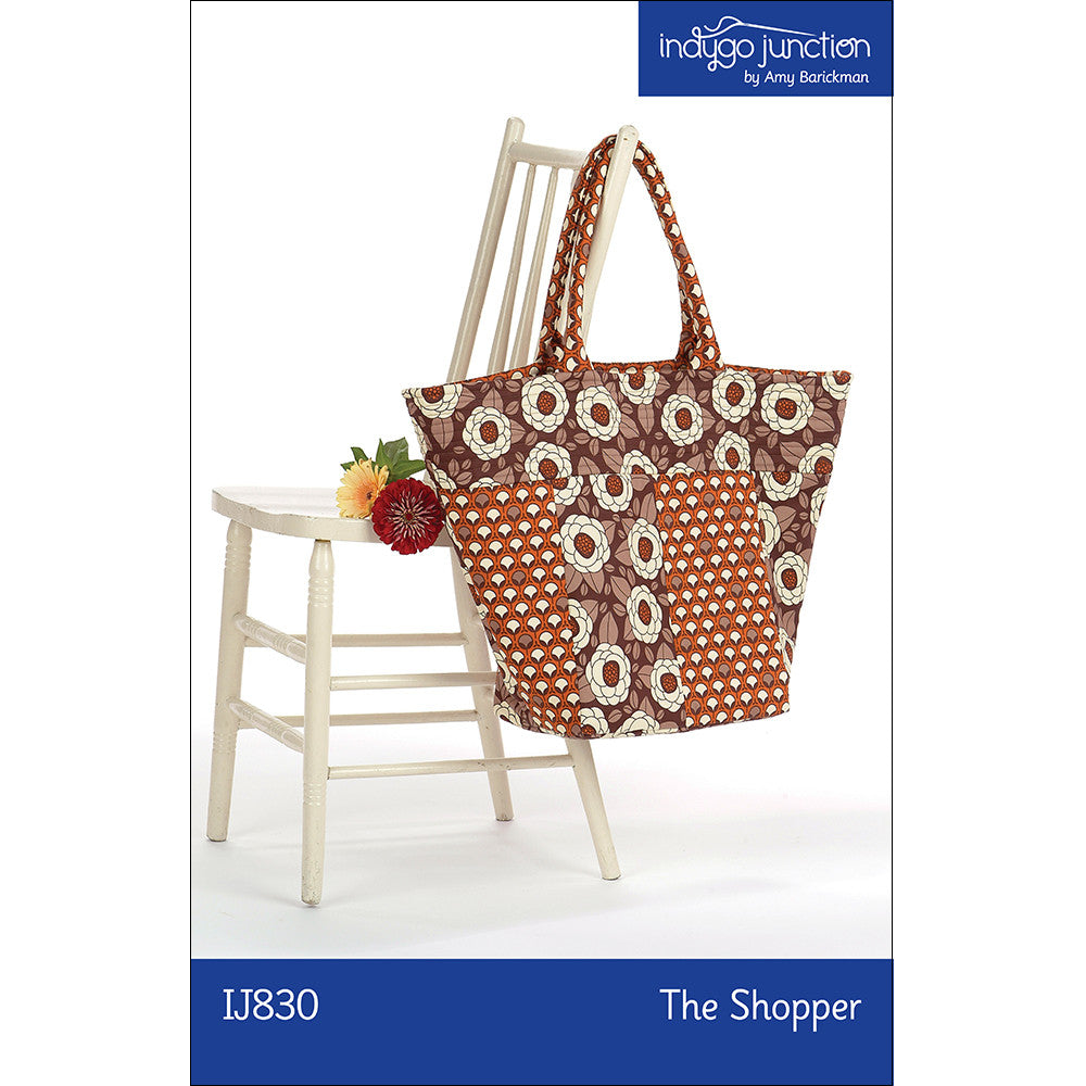 The Shopper Digital Pattern PDF