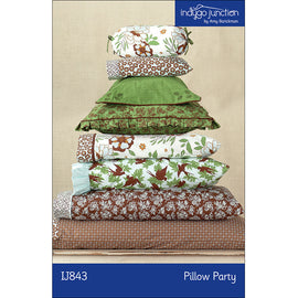 Pillow Party Digital PDF Pattern