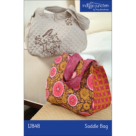 The Saddle Bag PDF Pattern