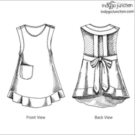 All Day Apron Pattern