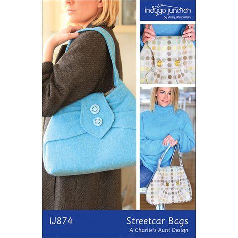 Streetcar Bag Digital Pattern PDF