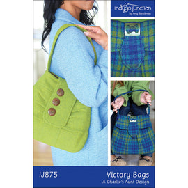 Victory Bag Digital PDF Pattern