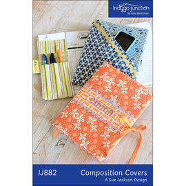 Composition Journal Cover Pattern