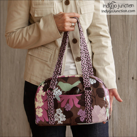 In-Style Suitcase Bag Pattern