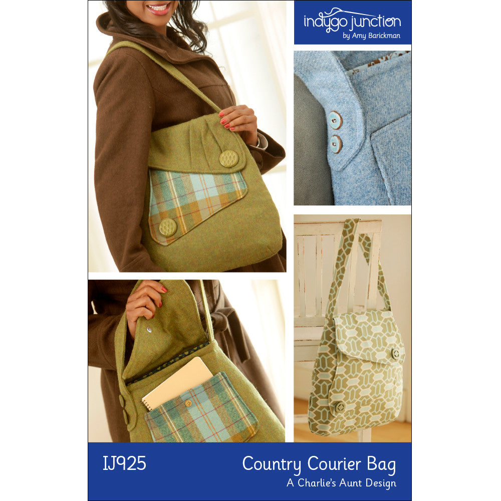 Country Courier Bag Pattern