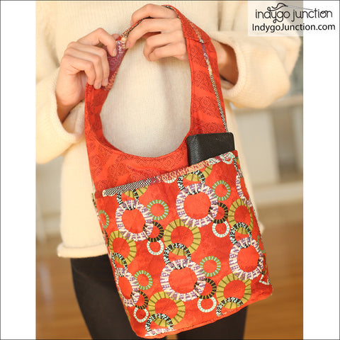 Chic Bucket Bag PDF Pattern