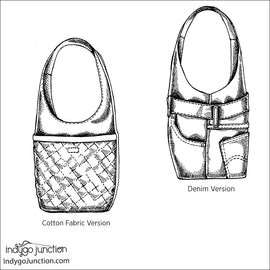 Chic Bucket Bag Pattern