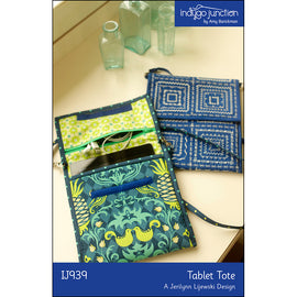 Tablet Tote PDF Pattern