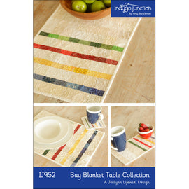 Bay Blanket Three Piece Quilted Table Collection Pattern