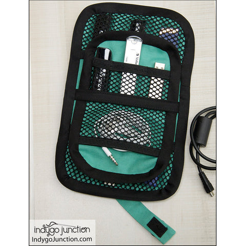 Tech Accessory Organizer Pattern