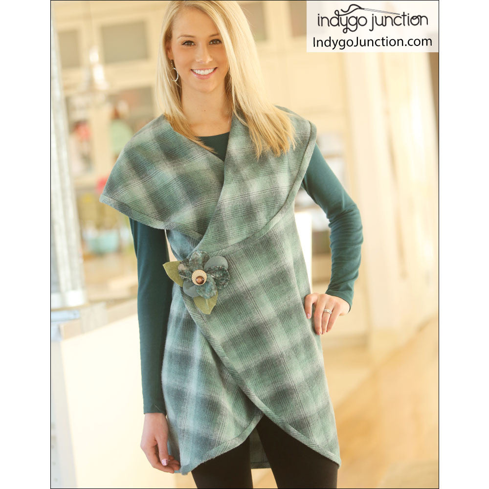 5 way wrap sewing pattern from indygo junction indygojunction 5 way wrap pattern jeuxipadfo Choice Image
