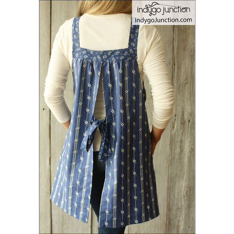 Easy-On Apron Pattern