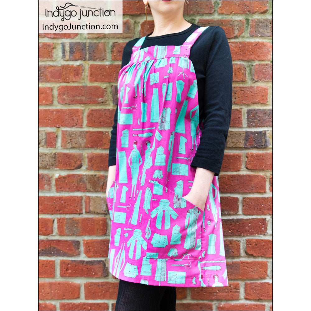 Easy Apron Pattern New Decorating Ideas