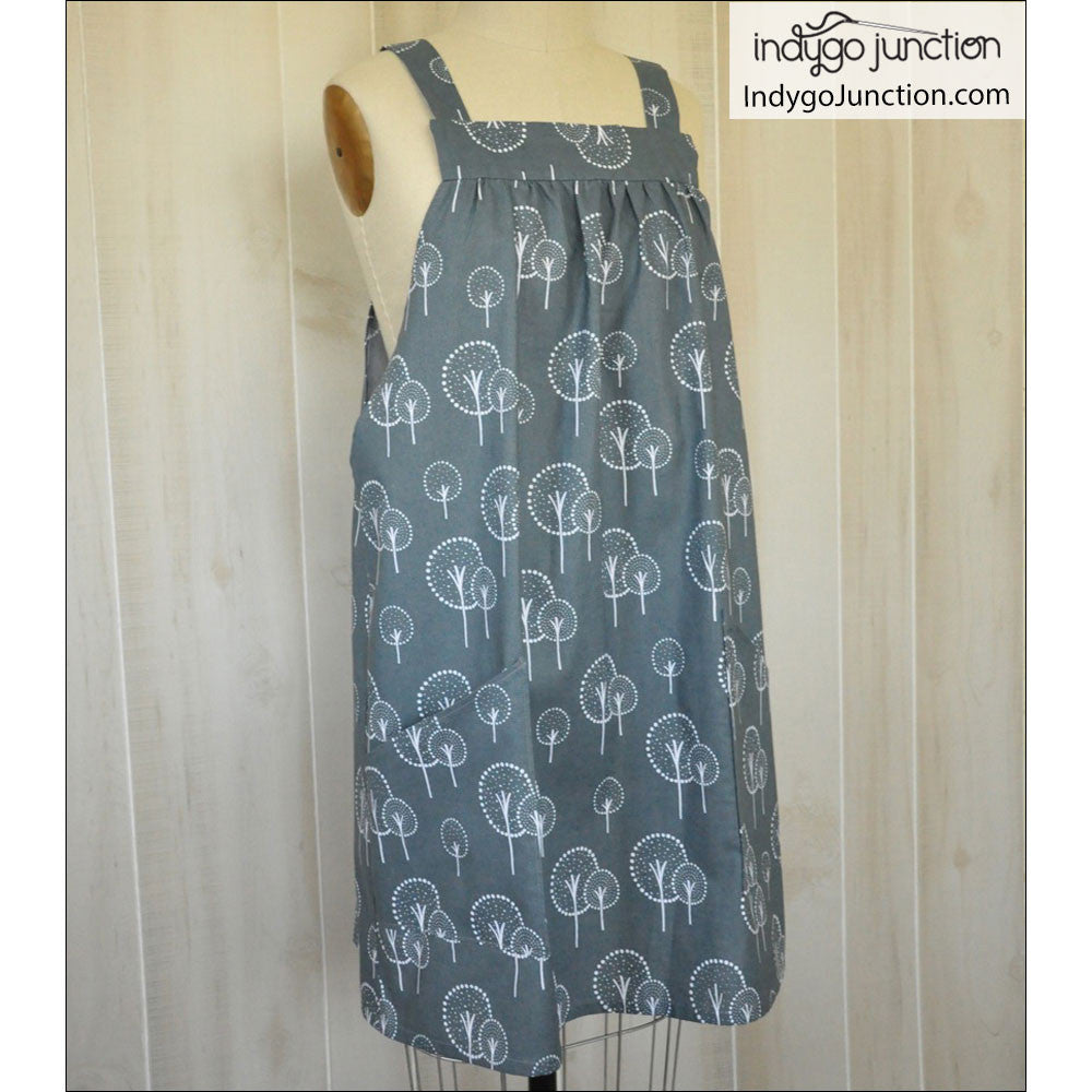 Easy Apron Pattern Cool Design Ideas