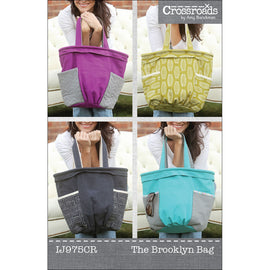 The Brooklyn Bag PDF Pattern