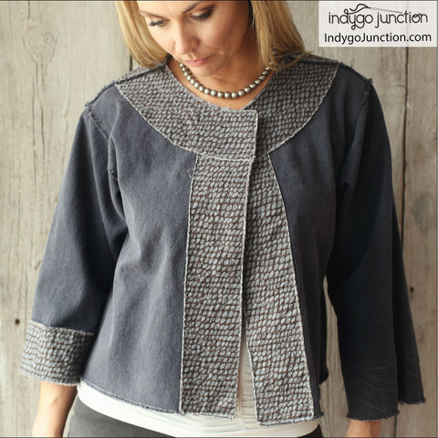 Cutting Edge Jacket Pattern