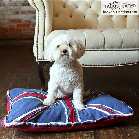 Patriotic Pillows PDF Pattern
