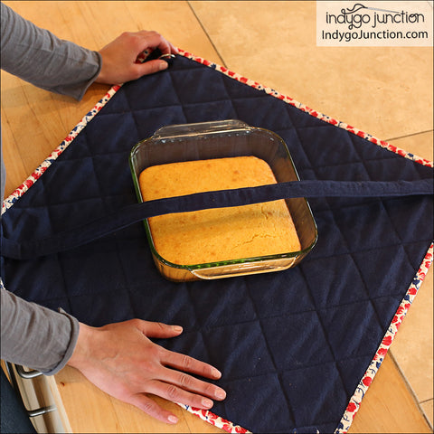 Quilted Cook and Carry PDF Pattern