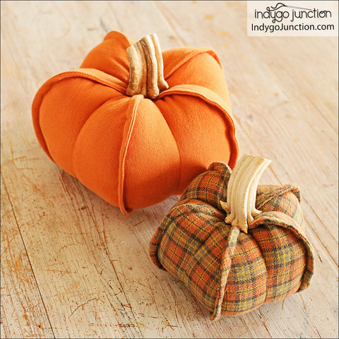 Pumpkin Trio Pattern