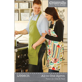 All-in-One Child and Adult Apron Pattern
