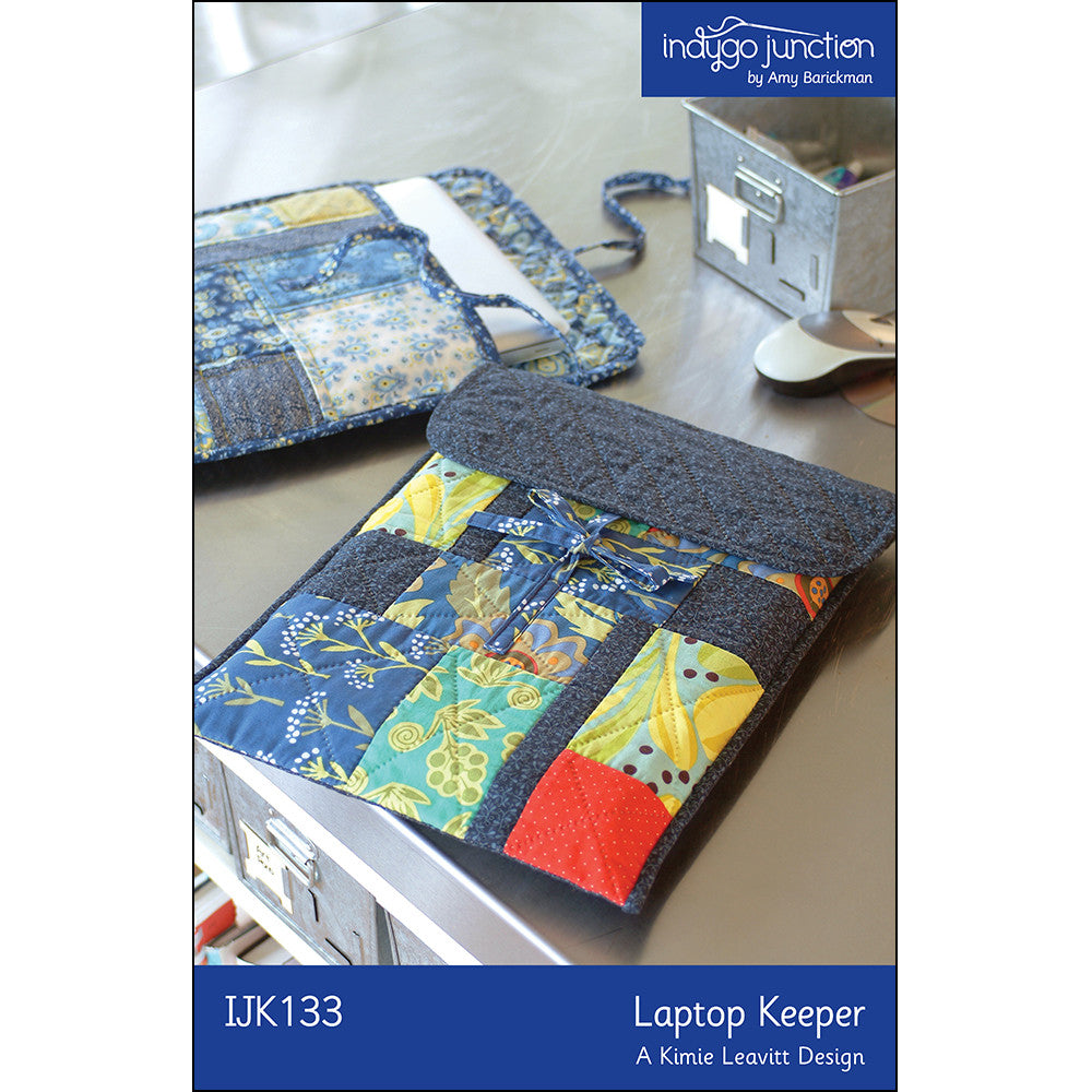 Laptop Keeper Pattern