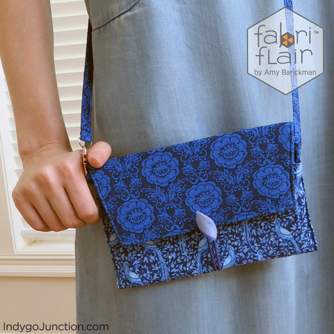 Blue Pocketbook