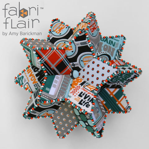 Centerpiece Stars Fabriflair Pattern