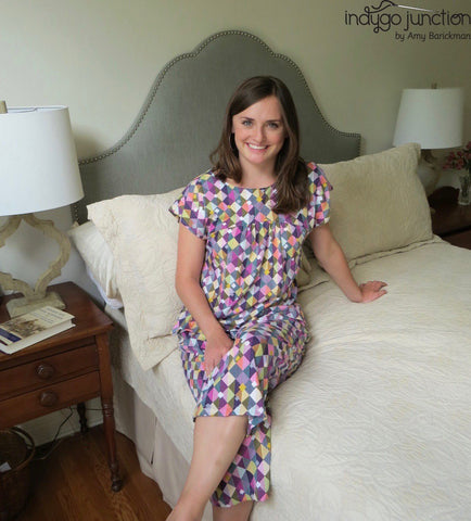 Slumber Party PJs Pattern