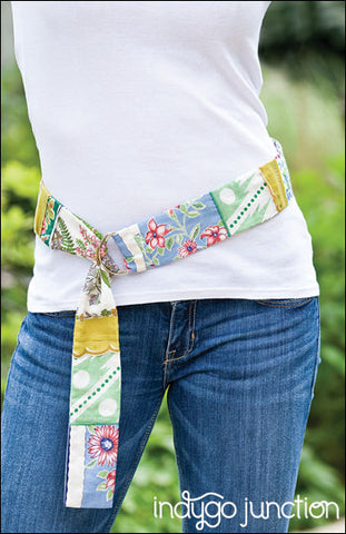Hankie Belt Digital PDF Pattern