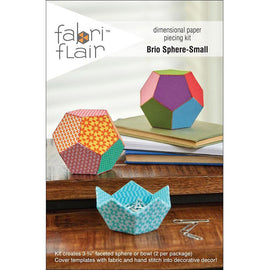 Small Brio Sphere Fabriflair Kit