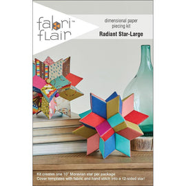 Large Radiant Star Fabriflair Kit