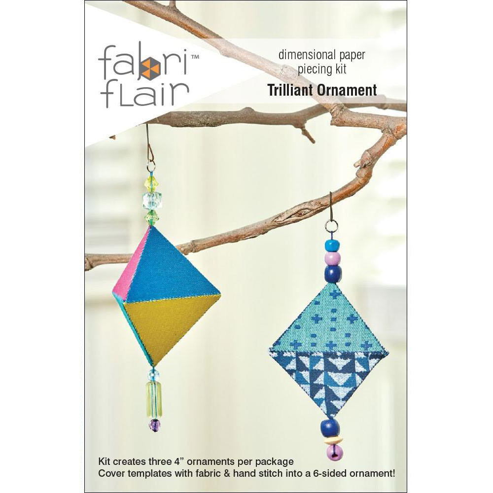 Trilliant Ornament Fabriflair Kit