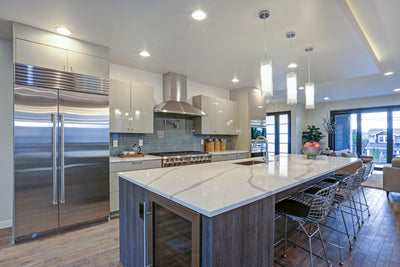 5 Reasons Why a Stainless Steel Kitchen is the Best Choice