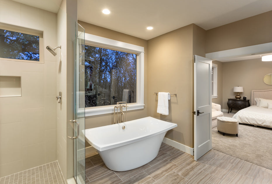 7 Master Bedroom Bathroom Ideas Room To Rooms