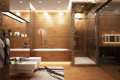 Amazing Hotel Bathroom Designs