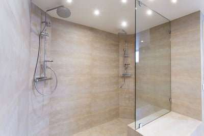 Shower Rooms: How To Create the Perfect One