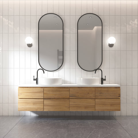 11 Bathroom Mirror Ideas