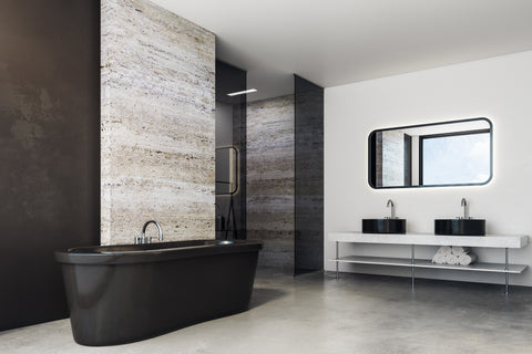 11 Luxurious Marble Bathroom Designs