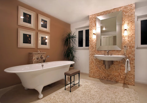 5 Bathroom Designs to Be Inspired By