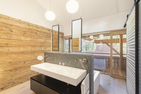 7 Modern Farmhouse Bathroom Design Ideas