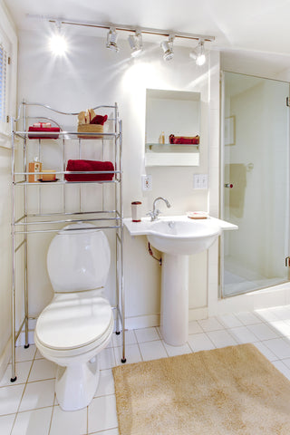 9 Bathroom Organization Tips that Make Life Easier
