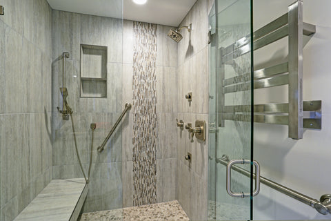 9 Incredible Shower Ideas for 2020