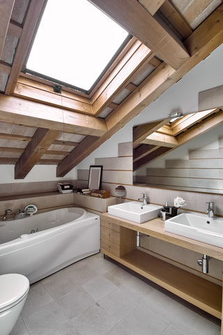 Attic Bathrooms Can They Work Room To Rooms