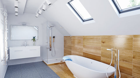 Bathroom Designs with Walk-In Showers