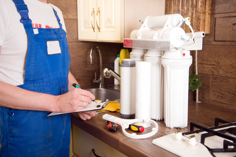 Benefits of a Home Water Purification Systems