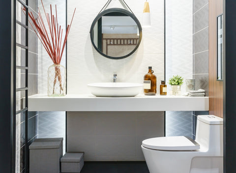 Best Mirror Ideas for a Luxury Bathroom