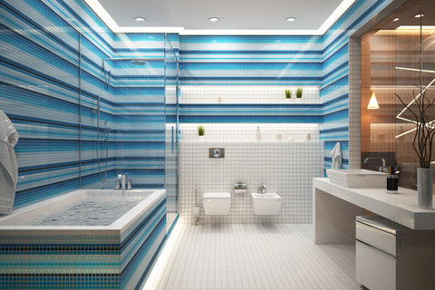 Blue The Bathroom Color for 2019