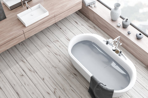 Crazy Bathroom Floor Ideas